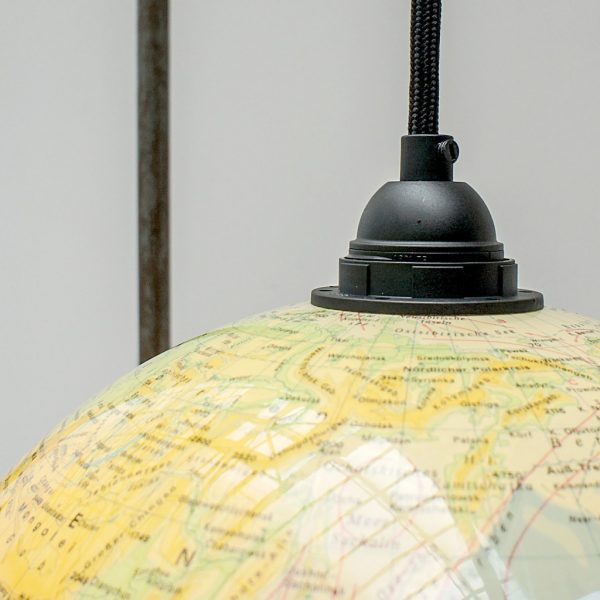 Globuslampe Reisefieber