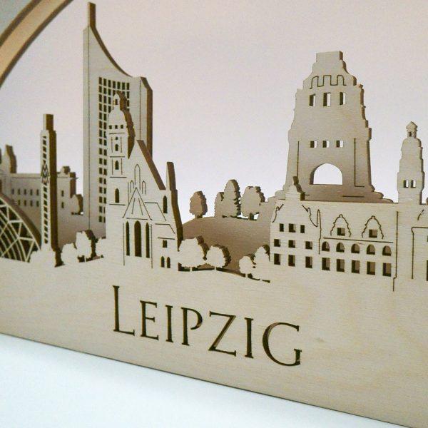 Schwibbogen Leipzig