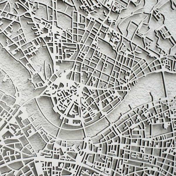 Stadtplan Detail