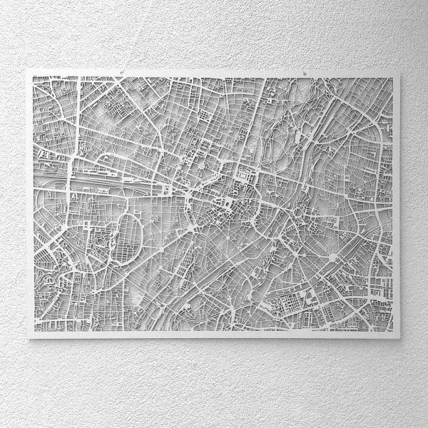 Stadtplan München