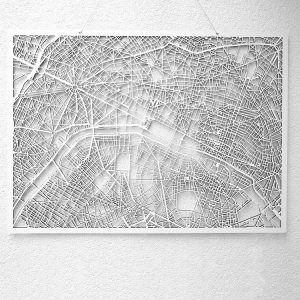 Stadtplan Paris