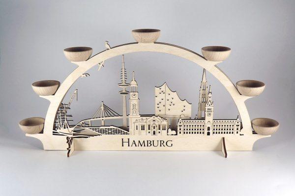 Lichterbogen Hamburg