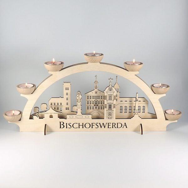 Schwibbogen Bischofswerda