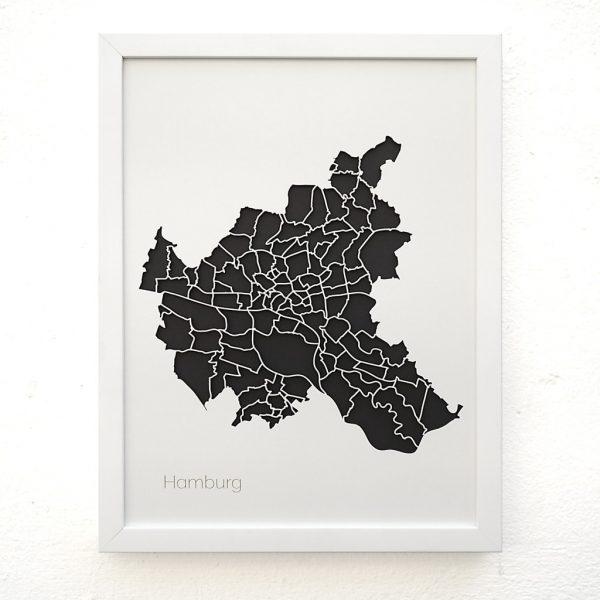 Stadtteile Hamburg