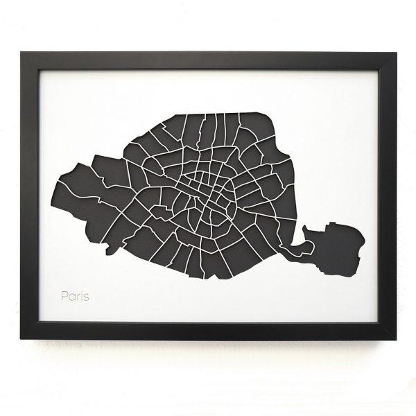 Stadtteile Paris