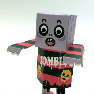 Surprise Zombie
