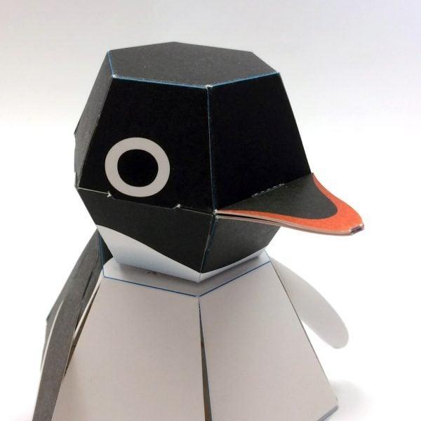 Pinguin Pengiun Bomb