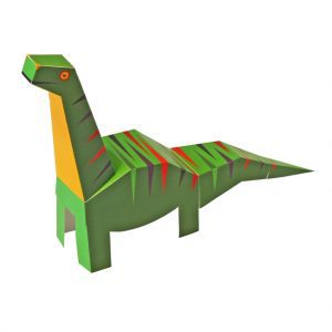 Pukaca Dinosaurier