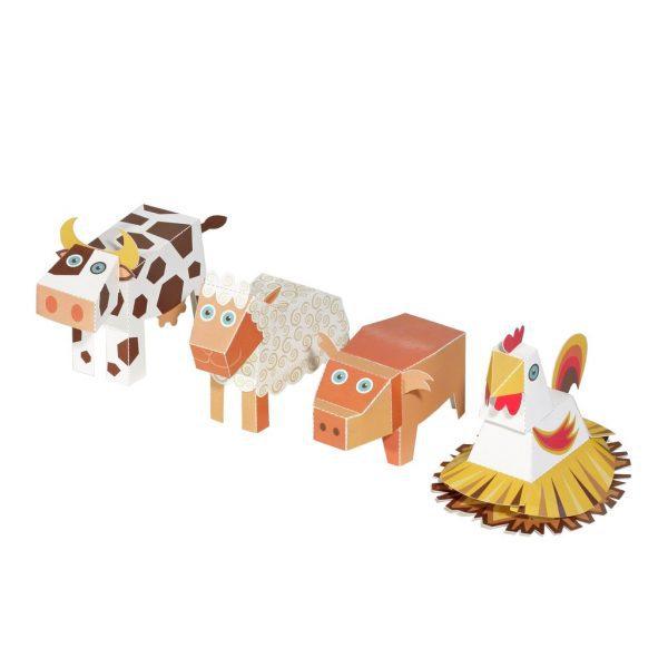 Pukaca Farm Animals