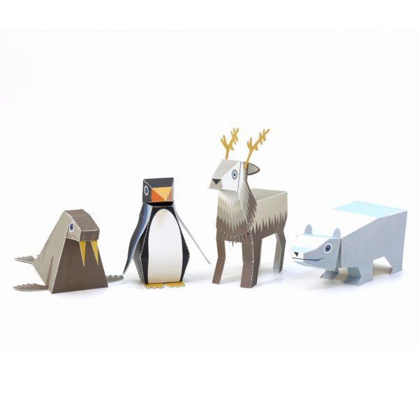 Pukaca Ice Animals