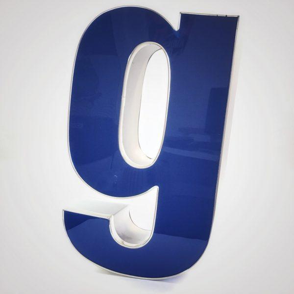 Leuchtbuchstaben G