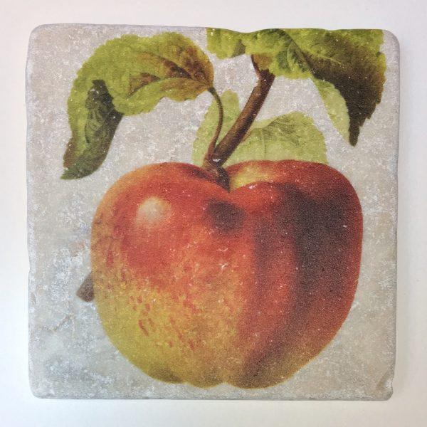 Marmor Apfel