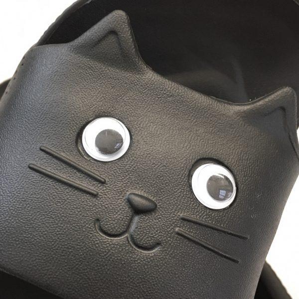 Cat Sandals Detail