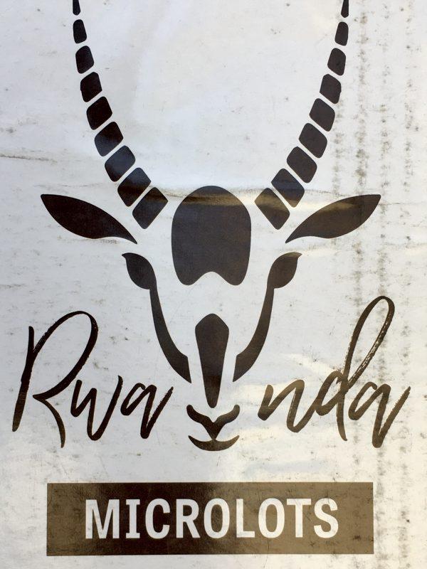 Rwanda Rohkaffee Microlot Logo