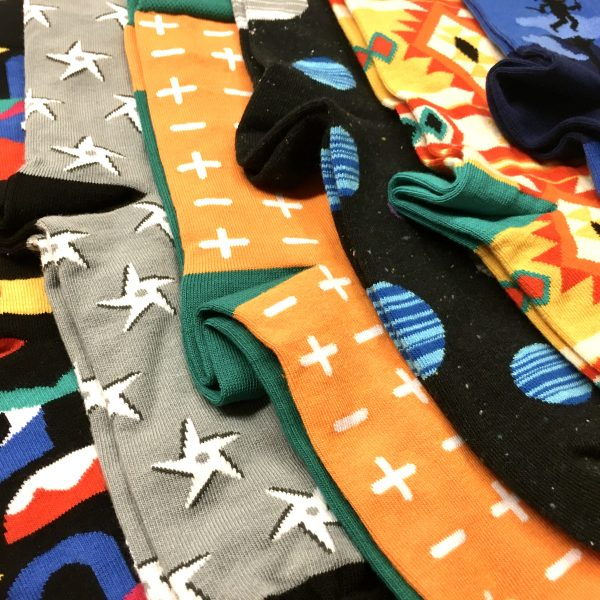 Socken Detailbild