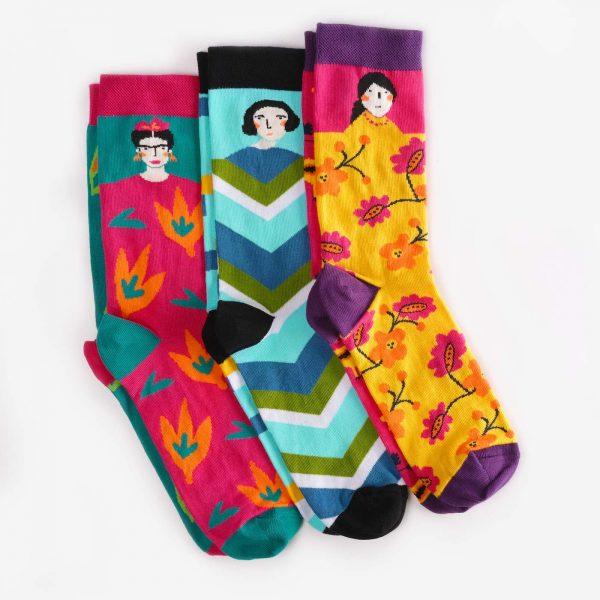 Socken Kunst