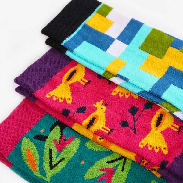 Socken Artists