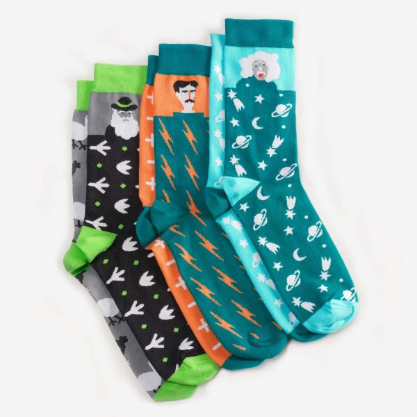 Socken Science