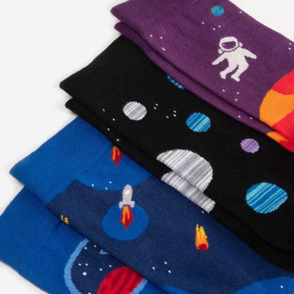 Socken Space Detail